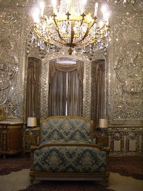 the royal bedroom
